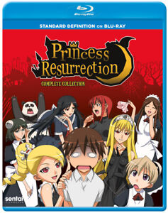 Princess Resurrection Complete Collection - Official region A anime blu-ray NEW