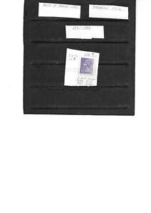 GB SPECIALISED MACHIN X866 5p PALE LILAC CC138 U137 CYL 7 - 5TH JUNE 1974