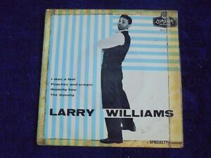 Larry Williams - Same 1958 UK EP LONDON