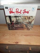 "MAX STEINER""John Paul Jones"" LP  Original Film Score VITAPHONIC USA - SEALED"