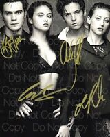 Riverdale signed K.J. Apa Cole Sprouse 8x10 photo picture poster autograph RP
