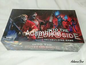 NEW INTO THE ECHOSIDE DECK BUILDING GAME INSANE CLOWN POSSE ICP BOARD CARD