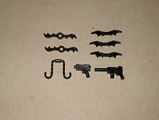 Lego BATMAN 7783 7785 7888 7786 7787 Minifig Weapons Lot