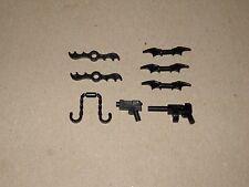 Lego BATMAN 7783 7785 7888 7786 7787 Minifig Weapons Lot