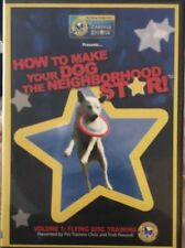 How to Make Your Dog the Neighborhood Star   Vol. 1: Flying Disc Training