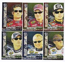2006 Press Pass GAME FACE #GF1 Jeff Gordon BV$5!
