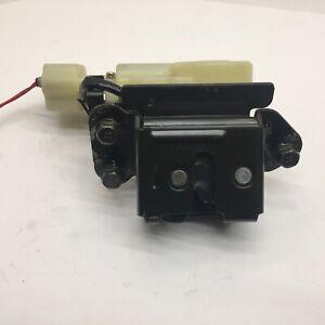 2000-2006 Mazda MPV Liftgate Tailgate Trunk Lock Latch Actuator OEM