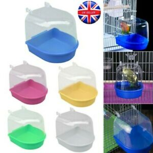 Classic Bird Bath for Caged Birds Aviary Birds Budgie Finches Canaries