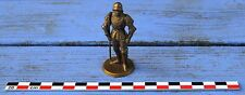 Figurine statuette Mokarex, pièce d'échec en plastique dur, capitaine, 7 cm...
