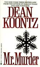 Mr. Murder by Dean Koontz (1994, Paperback)