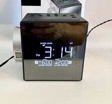 Sony Alarm Clock - With Nature Sounds - Projector - USB Charging