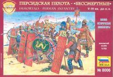 Zvezda 1/72 Immortals - Persian Infantry V-IV B.C. # 8006