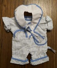 vintage 1980s corolle doll outfit