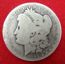1895-O Morgan Dollar (Key Date) AG
