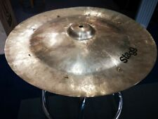 "STAGG 18"" SIZZLE CHINA CYMBAL, USED"