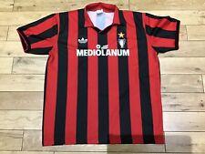 info for d3c49 60b02 adidas AC Milan Home Memorabilia Football Shirts (Italian ...