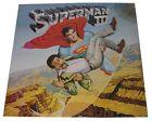 Philippines SUPERMAN III Original Soundtrack LP Record