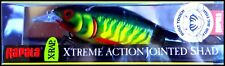 RAPALA X RAP JOINTED SHAD XJS 13 cm, 46 g, cm HTP-CB (Hot Pike) color