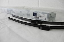 **New GENUINE Mercedes-Benz W203 C-Class CLK Front Wiper Blades A2038207100 NEW