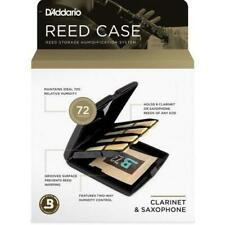 D'Addario Multi-Instrument Reed Storage Case With Humidity Control Pack