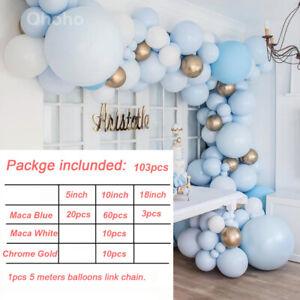 Halloween Orange Balloon Garland Arch Kit Wedding Bridal Shower Baby Birthday