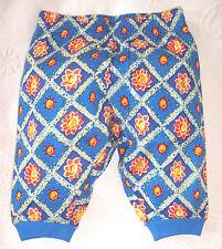 Baby-Hosen für Mädchen mit Blumenmuster aus 100% Baumwolle