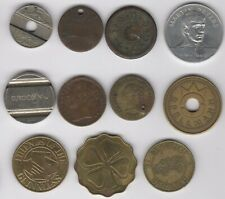 More details for mix of old tokens   pennies2pounds