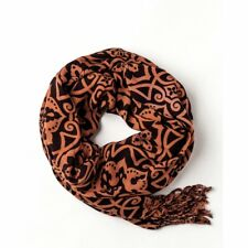 SPARTINA 449 Maggioni Patterned Scarf Beautiful NWT $35 Viscose