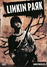Linkin Park - Unauthorized (DVD, 2002)
