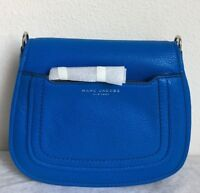 NWT!! Marc Jacobs Empire City Mini Leather Messenger Crossbody Bag Original Pack