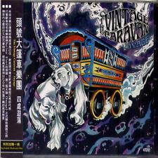 The Vintage Caravan: Voyage (2014) CD OBI TAIWAN