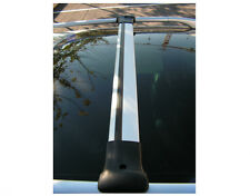 FOR VW VOLKSWAGEN CADDY 04+ : ALUMINIUM CROSS BAR RAIL SET TO FIT ROOF SIDE BARS