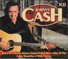 Johnny Cash - Ballad Of A Teenage Queen, 54 Tracks 3CD Neu