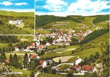 AK, Hellenthal, Übersicht und Blindenferienheim, 1975