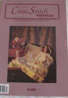 JILL OXTON Cross Stitch Australia Issue No 7: Charted Designs ++