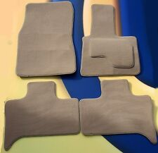 BMW X5 E70 2006 -  2013 TAILORED BEIGE CAR MATS 7 SEATS + 4x PADS, 6 PIECE SET