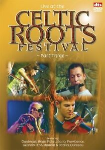 Celtic Roots Festival, Vol. 3    new  dvd  in seal