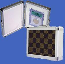 Single Certified NGC/PCGS/Premier/Elite Coin Slab Aluminum Storage Box Case