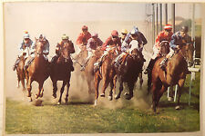 (PRL) CORSA CAVALLI SPORT HORSE RACING VINTAGE AFFICHE POSTER PRINT COLLECTION