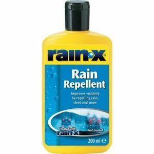 Rain X Snow & Rain Car Windscreen Repellent Protection 200ml