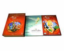 TRILLI e il Tesoro Perduto Disney  cofanetto DVD & Libro Illustrato