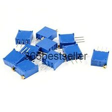 20Pcs 3296W 103 10K ohm Alta Precisión Variable potenciómetro Resistencia