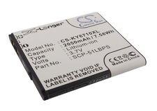 NEW Battery for Kyocera E6710 Torque SCP-51LBPS Li-ion UK Stock