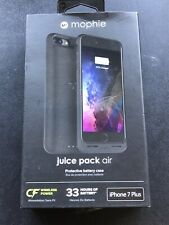 New Authentic Mophie juice pack air Battery Case For iPhone 7 PLUS/8 PLUS
