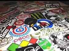 Sticker 20 Pack Random Variety Stickers Decals Logo Surf Skate Skateboard TV New