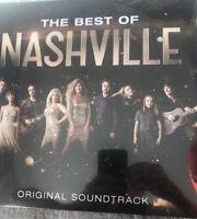 THE BEST OF NASHVILLE (Vinyl 2LP) - NASHVILLE CAST  2 VINYL LP NEW Sealed.