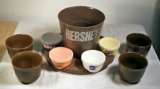 Hershey's 10 Piece Ice Cream Sundae Decorating Set Complete
