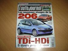 AJ N°549 Audi A2 Pack.Mercedes C320.607 HDi BVA.HDi/TDi