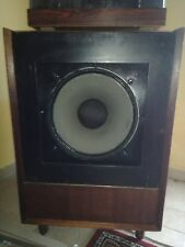 Tannoy Monitor Gold 15 inch in vintage Lockwood enclosure - LOWERED PRICE