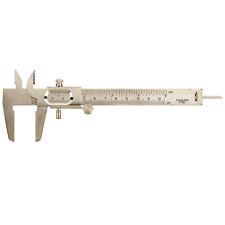 United Scientific Vcb001 Brass Vernier Caliper 140mm Capacity